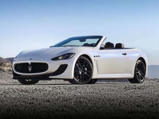 2017 Maserati GranTurismo MC : Car has generic photo