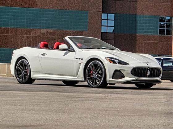 2018 Maserati GranTurismo MC:4 car images available