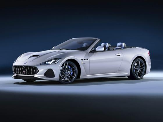2018 Maserati GranTurismo MC : Car has generic photo