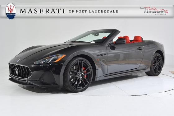 2018 Maserati GranTurismo MC:18 car images available
