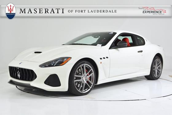 2018 Maserati GranTurismo MC:20 car images available