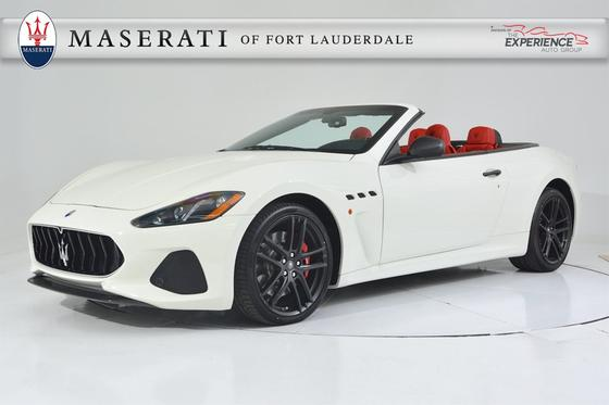 2018 Maserati GranTurismo MC:19 car images available