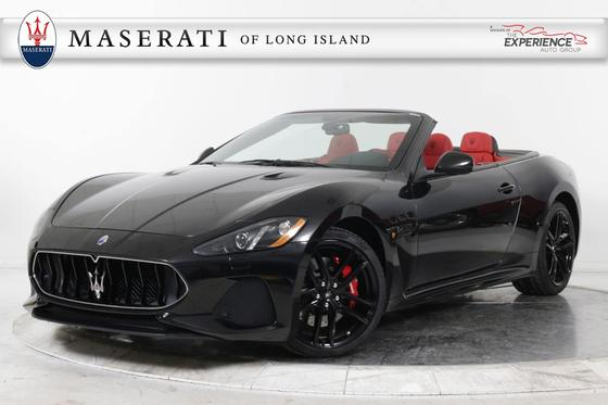 2018 Maserati GranTurismo MC:15 car images available