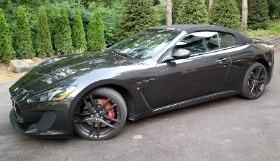 2013 Maserati GranTurismo MC:11 car images available