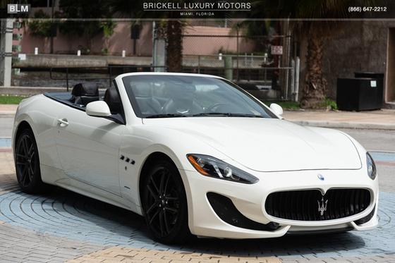 2015 Maserati GranTurismo MC:24 car images available