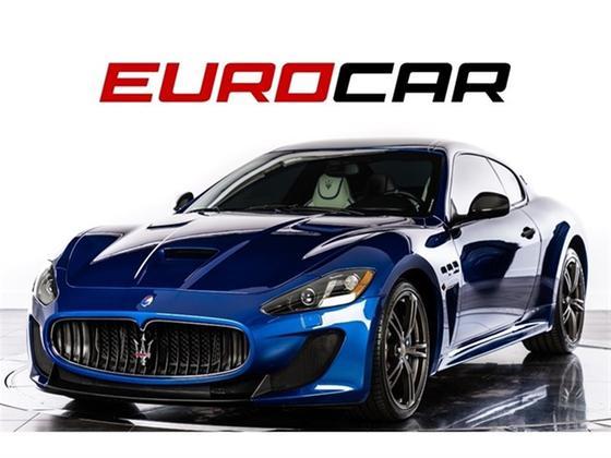 2015 Maserati GranTurismo MC:24 car images available