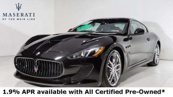 2016 Maserati GranTurismo MC:23 car images available