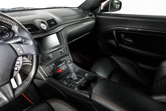 2015 Maserati GranTurismo MC