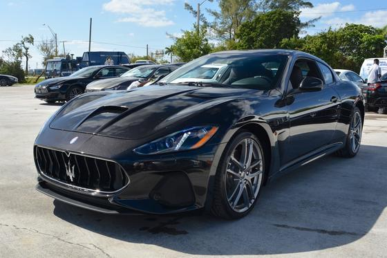 2018 Maserati GranTurismo MC:19 car images available