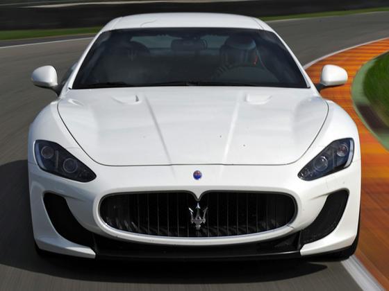 2016 Maserati GranTurismo MC