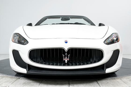 2013 Maserati GranTurismo MC