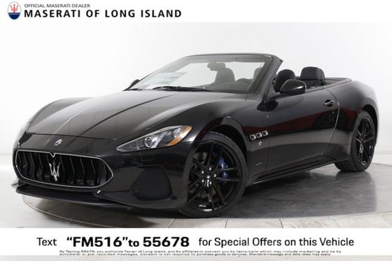 2019 Maserati GranTurismo MC:15 car images available