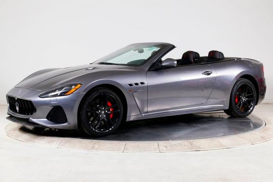 2019 Maserati GranTurismo MC:14 car images available