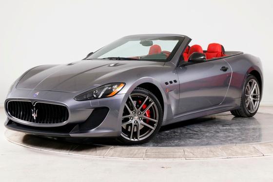 2016 Maserati GranTurismo MC:16 car images available