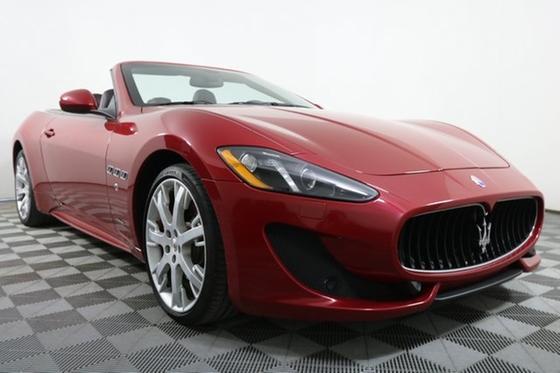 2016 Maserati GranTurismo MC:24 car images available