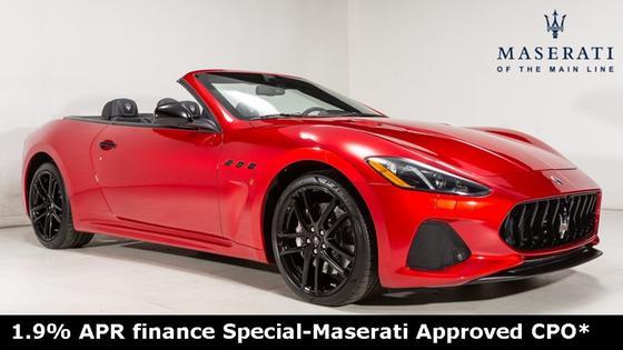 2019 Maserati GranTurismo MC:24 car images available