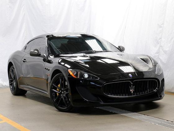 2012 Maserati GranTurismo MC:24 car images available