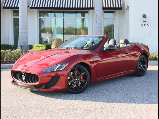 2014 Maserati GranTurismo MC:24 car images available