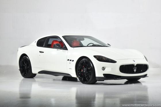 2011 Maserati GranTurismo MC:24 car images available