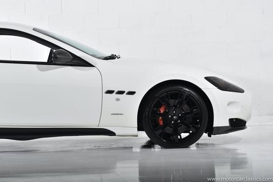 2011 Maserati GranTurismo MC