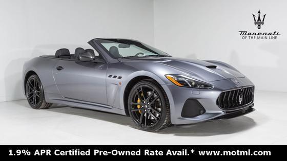 2019 Maserati GranTurismo MC:21 car images available