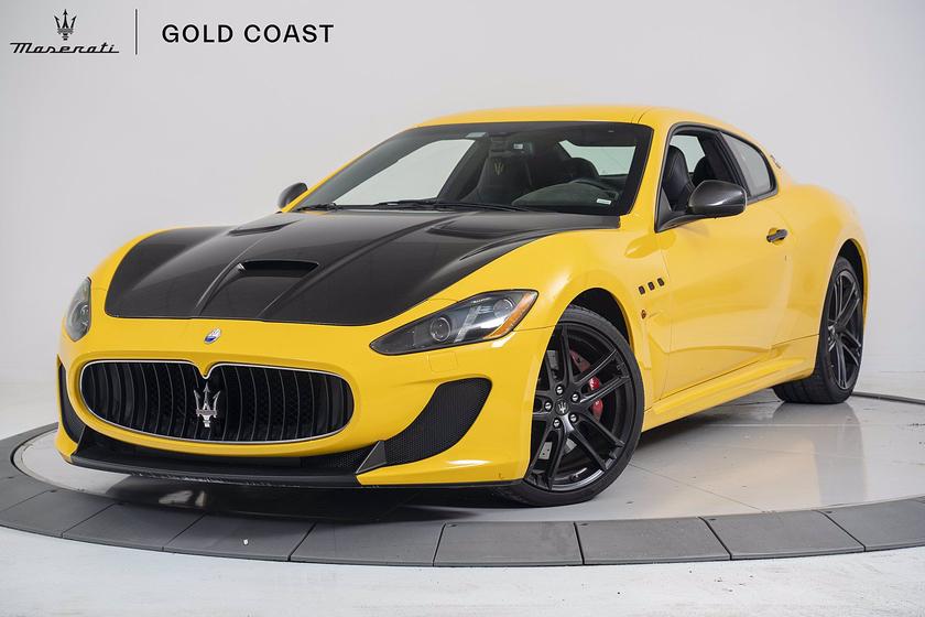 2017 Maserati GranTurismo MC:23 car images available
