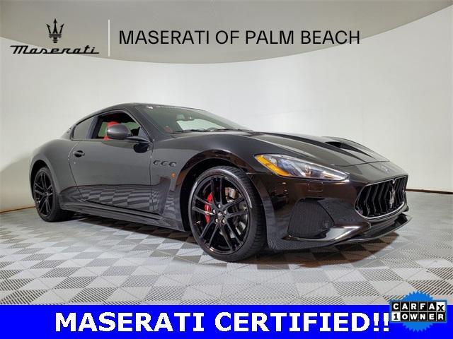 2018 Maserati GranTurismo MC:24 car images available