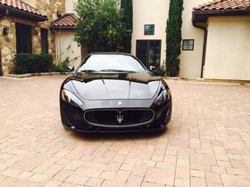 2013 Maserati GranTurismo S Convertible