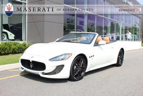 2017 Maserati GranTurismo S Convertible:24 car images available
