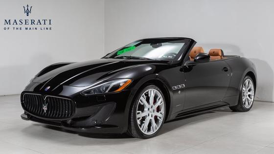2013 Maserati GranTurismo S Convertible:22 car images available