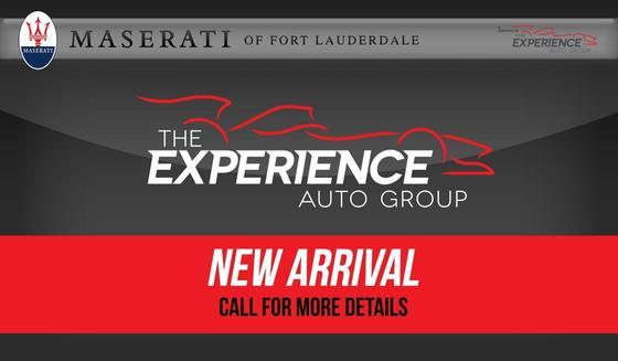 2018 Maserati GranTurismo S Convertible : Car has generic photo