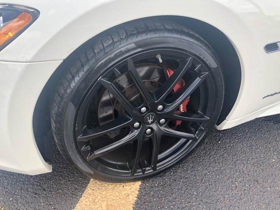 2015 Maserati GranTurismo S Convertible