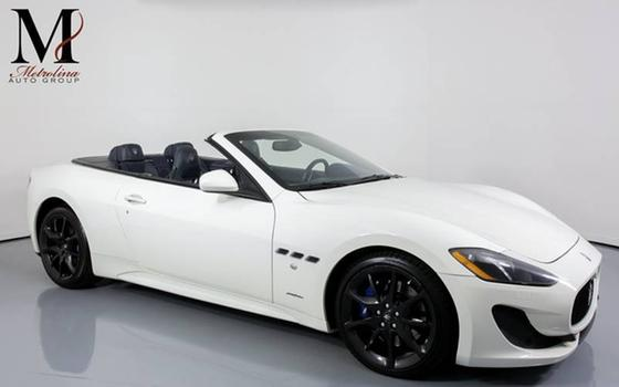 2014 Maserati GranTurismo S Convertible:24 car images available