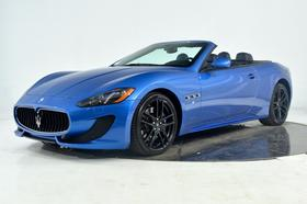 2015 Maserati GranTurismo S Convertible:24 car images available
