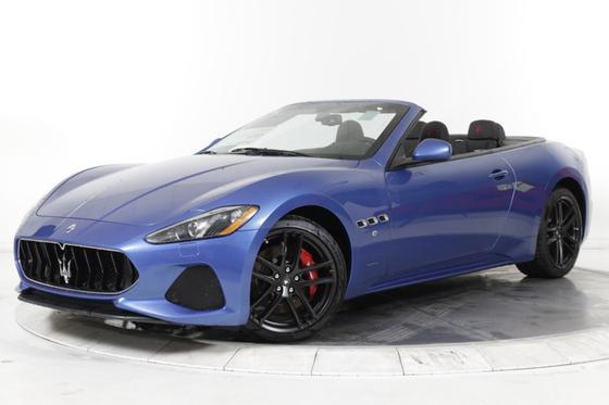 2019 Maserati GranTurismo S Convertible:13 car images available