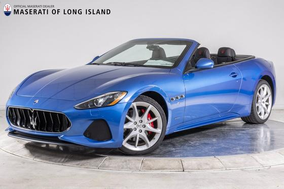 2019 Maserati GranTurismo S Convertible:15 car images available