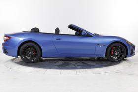 2019 Maserati GranTurismo S Convertible