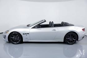 2014 Maserati GranTurismo S Convertible