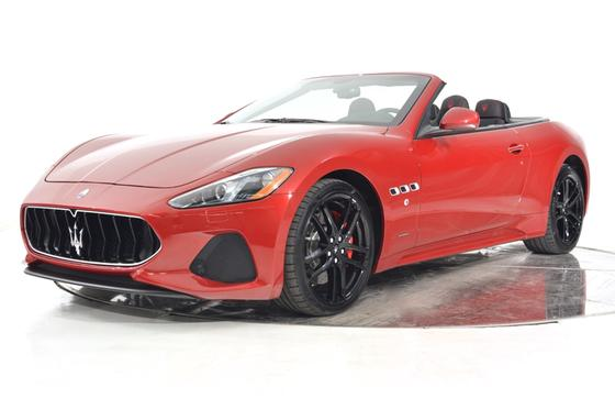 2018 Maserati GranTurismo S Convertible:24 car images available