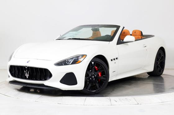 2018 Maserati GranTurismo S Convertible:15 car images available