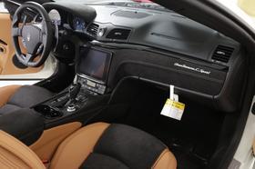 2018 Maserati GranTurismo S Convertible