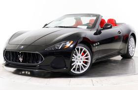 2019 Maserati GranTurismo S Convertible:14 car images available
