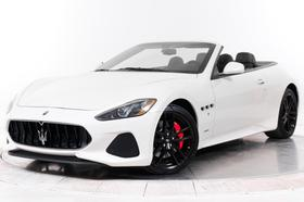2018 Maserati GranTurismo S Convertible:12 car images available