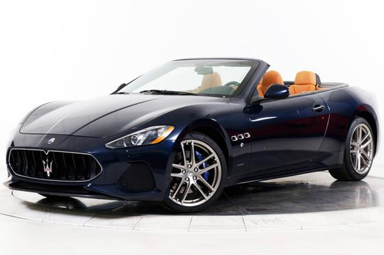 2019 Maserati GranTurismo S Convertible:14 car images available