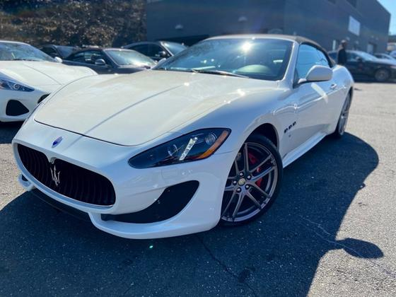 2016 Maserati GranTurismo S Convertible:24 car images available