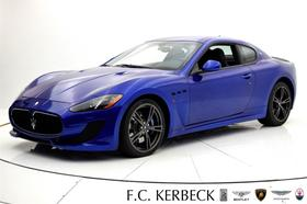 2017 Maserati GranTurismo Sport Final Edition:24 car images available