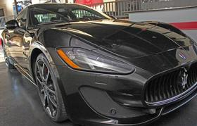 2013 Maserati GranTurismo Sport:10 car images available