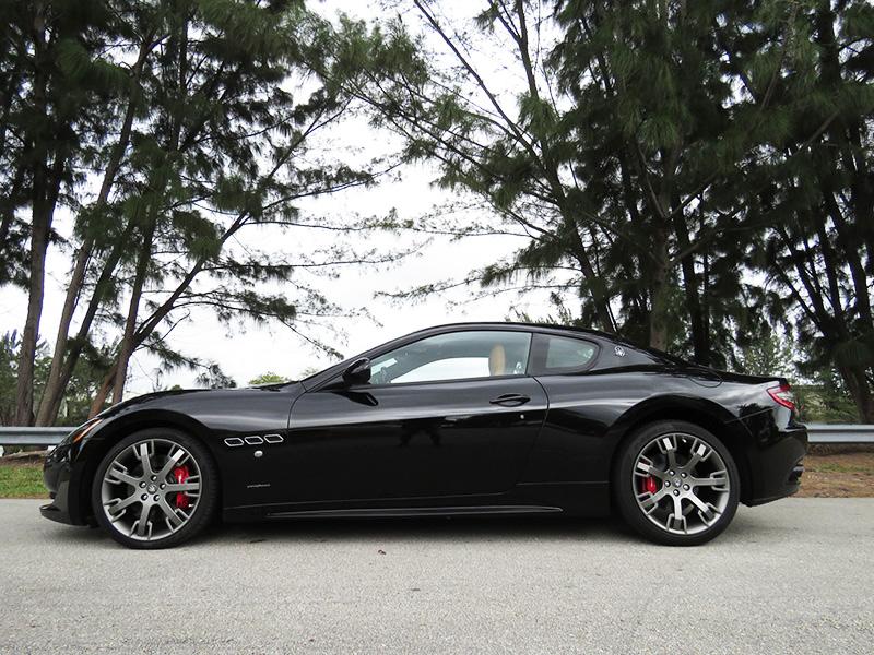 2014 Maserati GranTurismo Sport