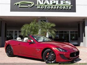 2013 Maserati GranTurismo Sport:24 car images available