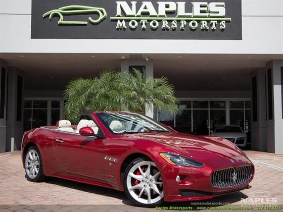 2012 Maserati GranTurismo Sport:24 car images available
